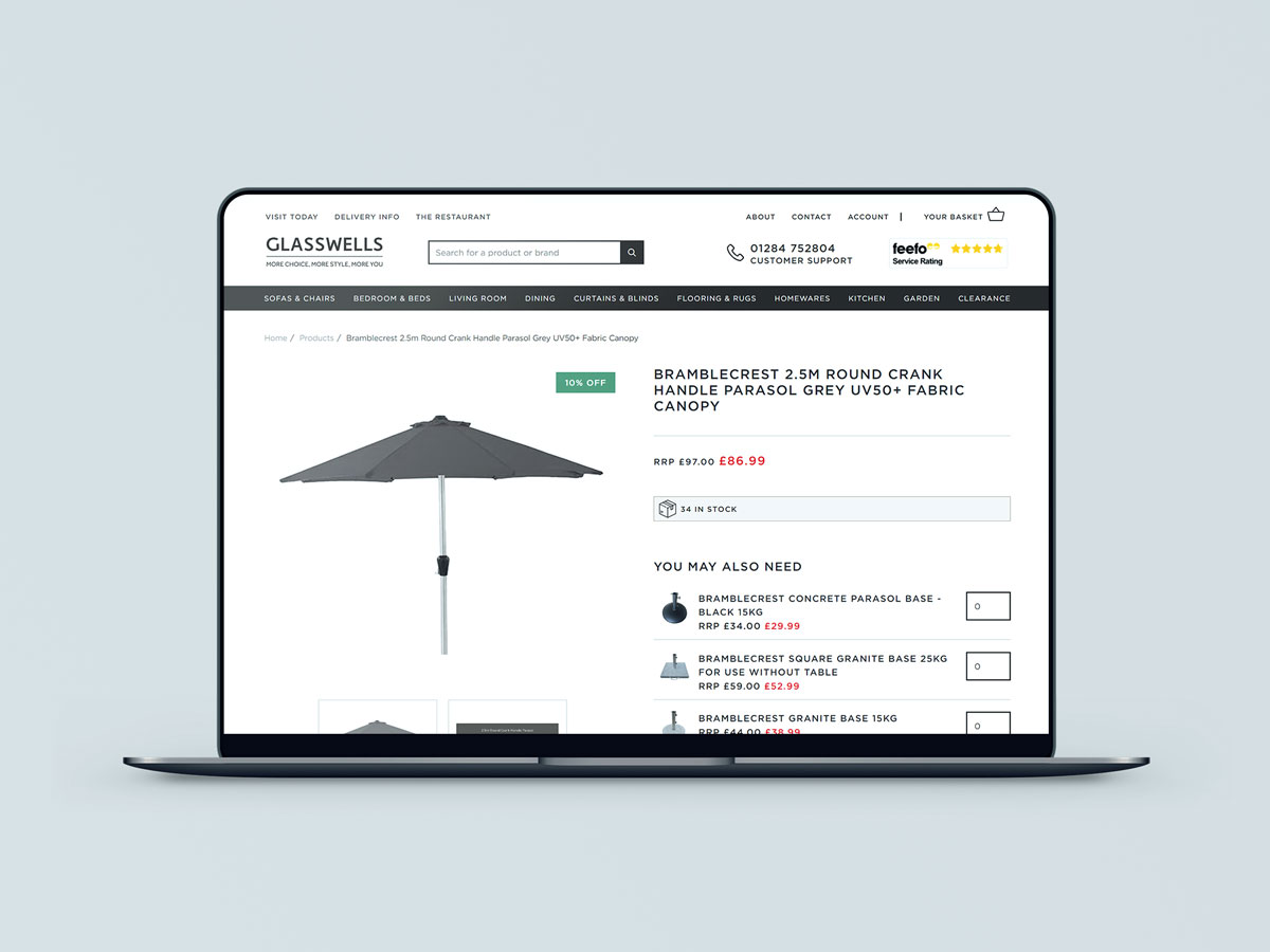 eCommerce Upselling Made Simple