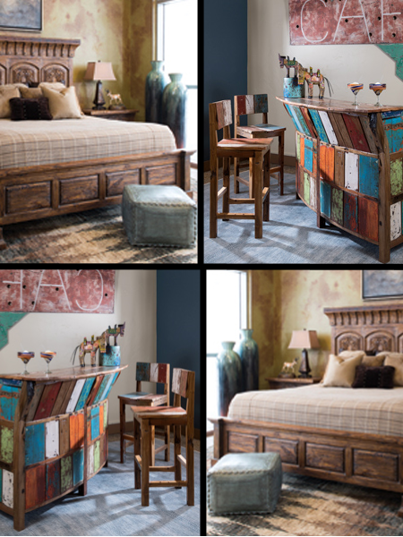 the arrangement furnishings